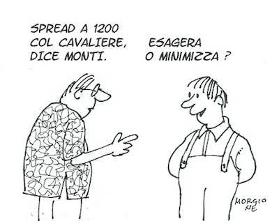 La vignetta di Morgione - 08/08/2012