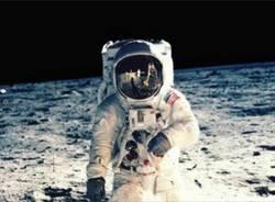 Lo sbarco sulla luna (inserita in galleria)