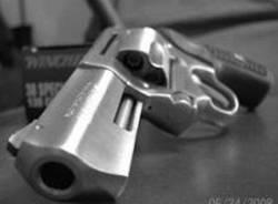 magnum pistola