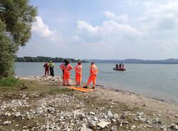 Ricerche per un disperso sul Lago (inserita in galleria)