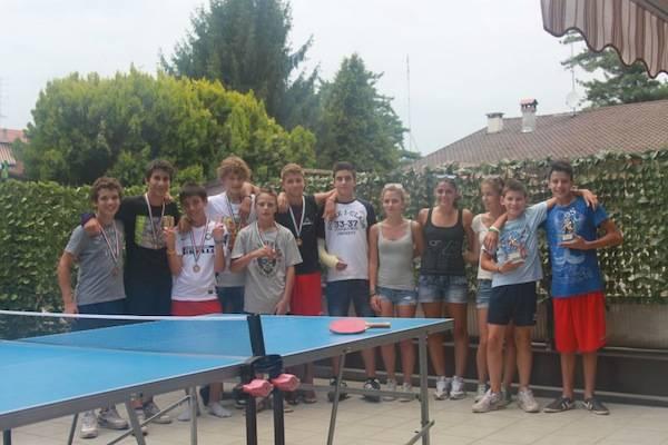 secondo torneo travedonese tennis tavolo