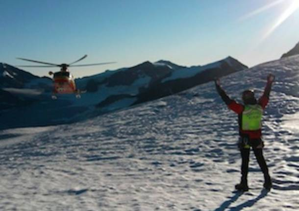 soccorso alpino foto
