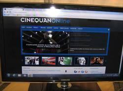 Anche Io presenta CINEQUANON.it (inserita in galleria)