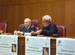Carlo Sini all'Insubria (inserita in galleria)