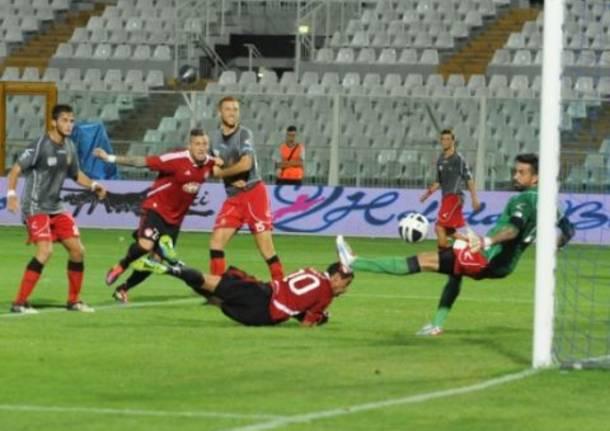 Il Varese cade in casa contro il Lanciano