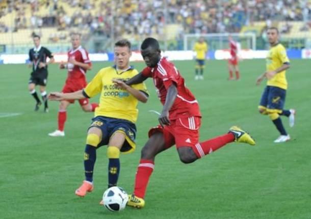 Modena - Varese, i gol della partita