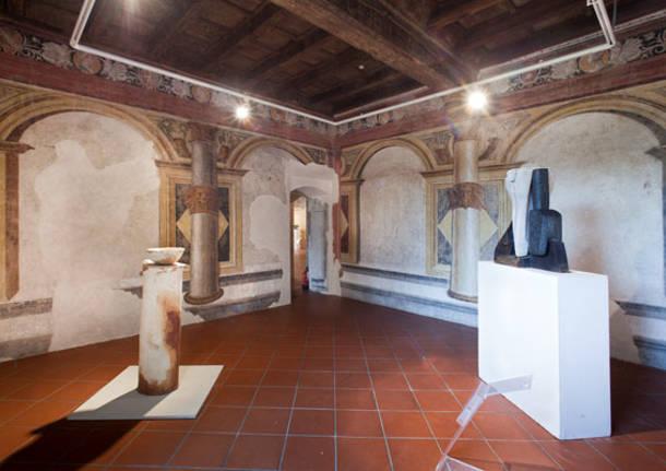 Restauro dipinti al Castello di Masnago (inserita in galleria)