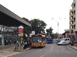 stazione fs gallarate rfi autobus pullman amsc
