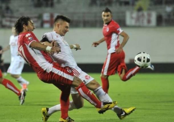 Varese - Bari 2-2, il film della partita