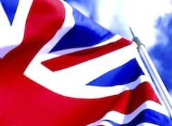 bandiera inglese apertura