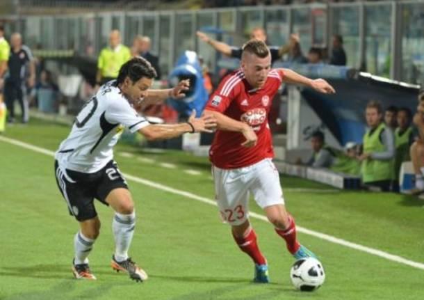 Cesena - Varese, la partita in tre minuti