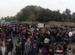 corteo studenti saronno panoramica (per gallerie fotografiche)