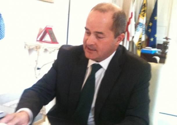 Dario Galli contro la corte dei conti (inserita in galleria)