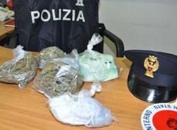droga polizia marijuana apertura