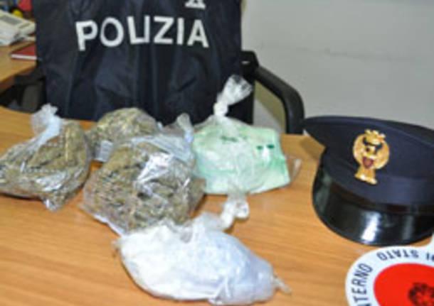 Traffico di eroina ed ecstasy tra canali 'classici' e web: 5 arresti