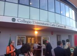Inaugurato il collegio universitario (inserita in galleria)