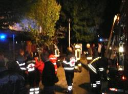 incendio pizzeria samarate san macario 2012