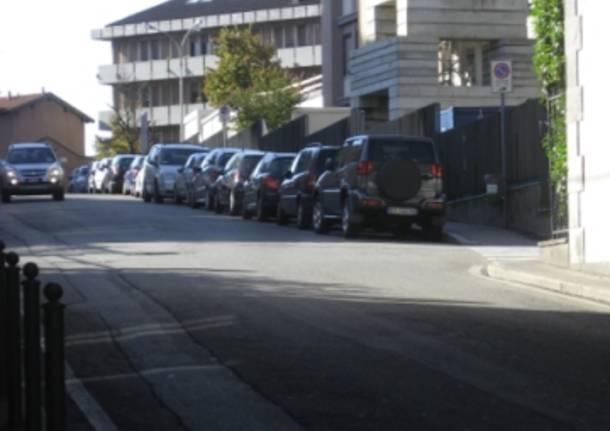 Parcheggi al Del Ponte (inserita in galleria)