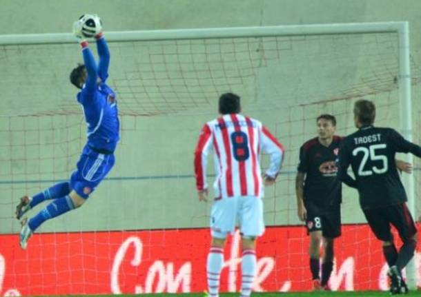 Vicenza-Varese, la partita in tre minuti