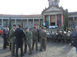 Al cimitero di Belforte si è celebrata l'Unità nazionale in occasione della ricorrenza del 4 novembre  (inserita in galleria)