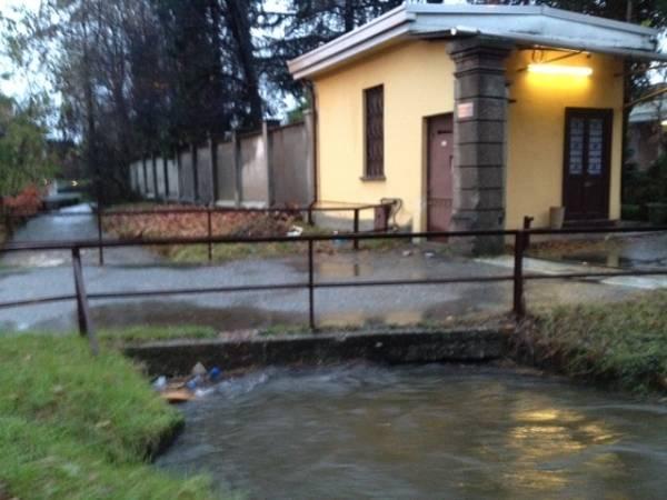 Arno e Sorgiorile, Gallarate in allerta (inserita in galleria)