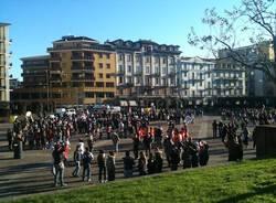 Bambini a Varese per la giornata dell'Infanzia (inserita in galleria)