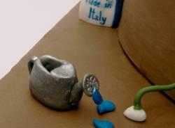 """Cake design dedicato a """"Busti Grandi"""" (inserita in galleria)"""