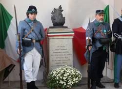 Commemorazione ai caduti e ai combattenti delle guerre risorgimentali (inserita in galleria)