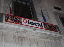 Gli auguri degli amici a Varesenews (inserita in galleria)