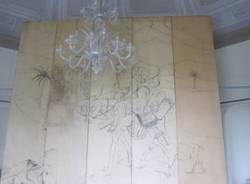 Il capolavoro ritrovato: Guttuso a Villa Mirabello (inserita in galleria)