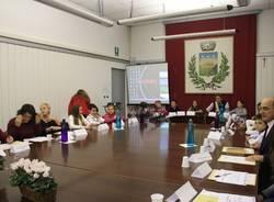 Il Consiglio comunale dei bambini (inserita in galleria)