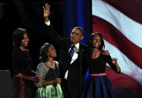L'America gioisce per Obama (inserita in galleria)