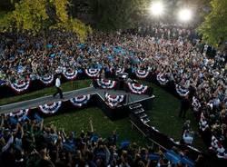 La campagna di Barack Obama  (inserita in galleria)