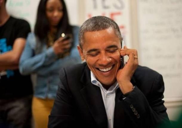 La diretta della ABC News in attesa del discorso di Obama