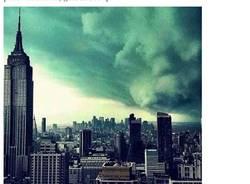Le false foto dell'uragano Sandy (inserita in galleria)