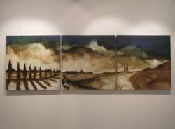 Lucenergia alla Galleria Punto sull'Arte (inserita in galleria)