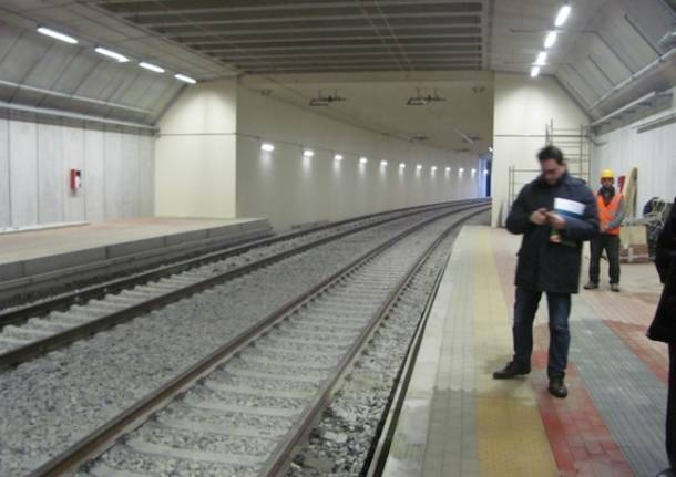 Pronta la ferrovia Saronno-Seregno (inserita in galleria)
