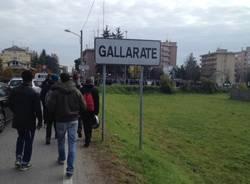 Sciopero a Gallarate (inserita in galleria)