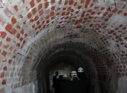 Tour nel rifugio antiaereo (inserita in galleria)