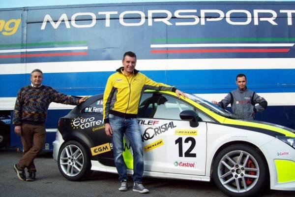Tresoldi vince la Seat Ibiza Cup (inserita in galleria)