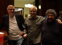 Van de Sfroos e Aldo Bonomi a Glocal (inserita in galleria)