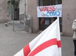 """Varese mai con Como!"" (inserita in galleria)"