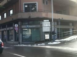 Allarme bomba nella sede di Equitalia (inserita in galleria)