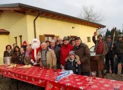 Babbo Natale alle Ceppine (inserita in galleria)