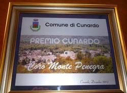 Benemerenze a Cunardo (inserita in galleria)