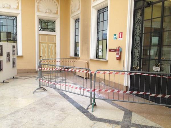 calcinacci municipio gallarate