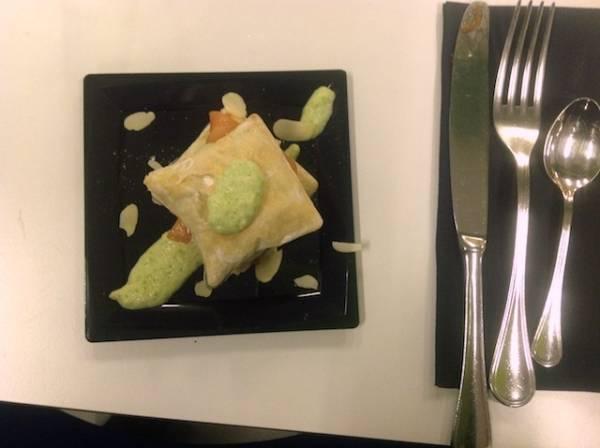 Cena golosa e leggera (inserita in galleria)