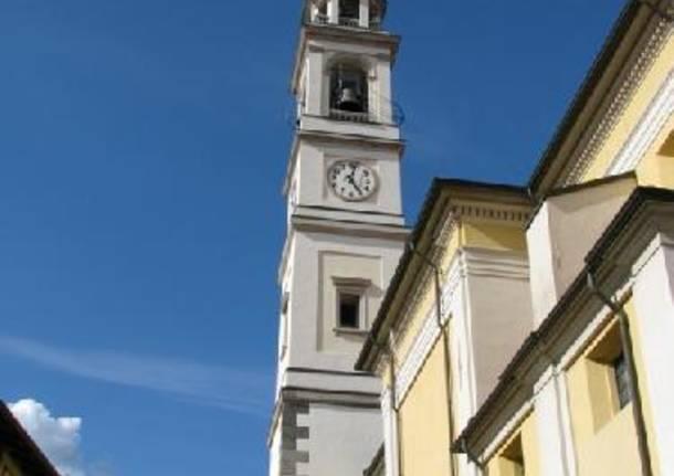 chiesa san maurizio vedano