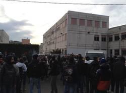 corteo studenti saronno dicembre 2012 zappa