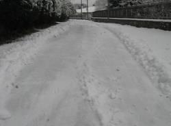 E scende la neve (inserita in galleria)
